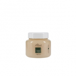 Körperpeeling Bodyscrub Bio Smaragdgrün 400 g