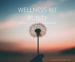3-tlg. Miniset Wellness-Kit Purity Altearah