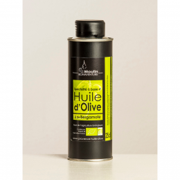 Olivenöl Provence Gewürzöl Bergamotte Vierge Extra AOP
