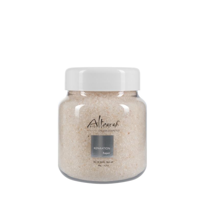 Aroma Badesalz Bio Silber 900 g mit ätherischen Ölen