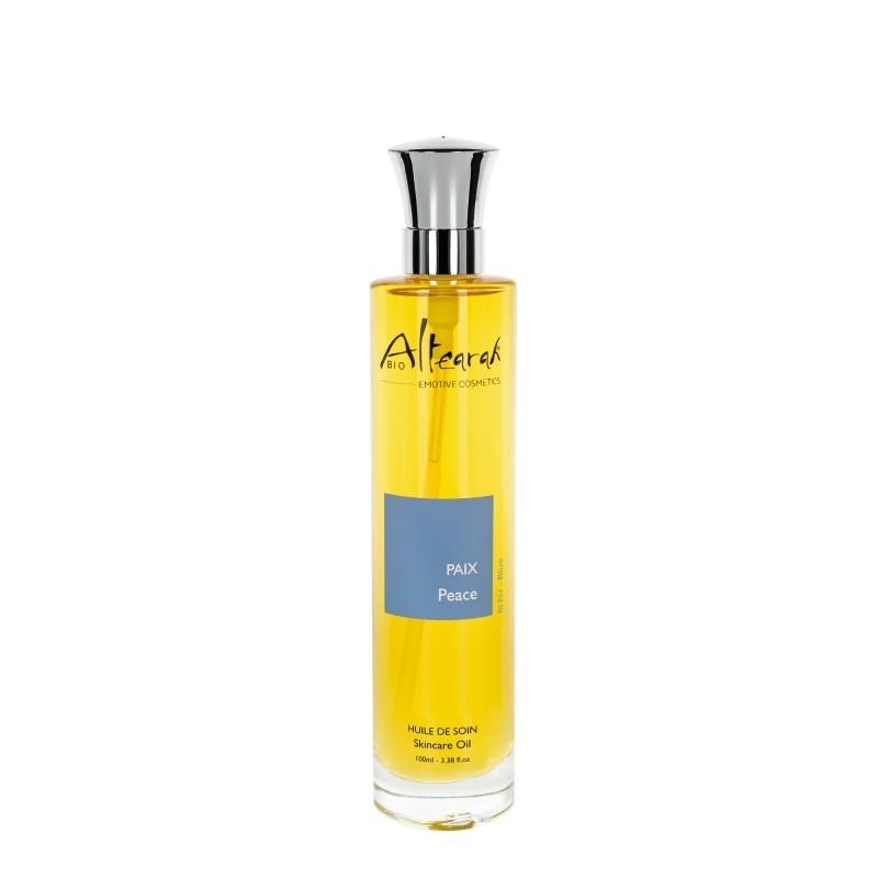 Ätherisches Körperöl Bio Aroma Blau 100 ml
