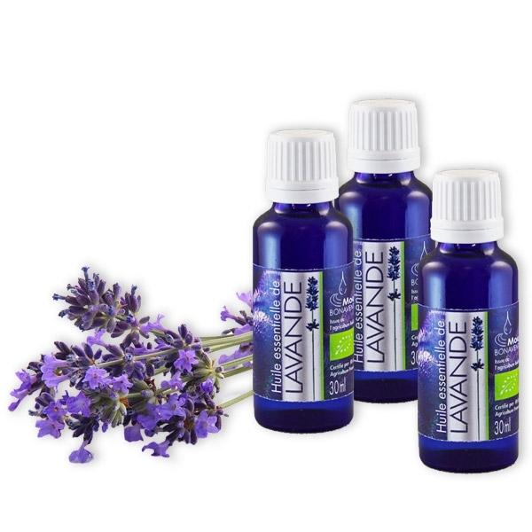 Ätherisches Lavendelöl Provence  30 ml Bio