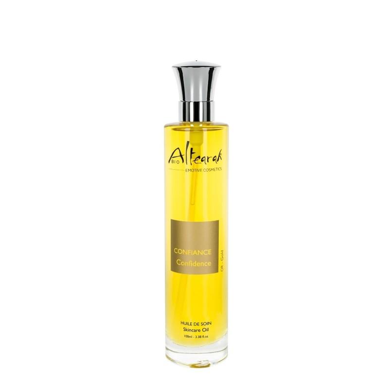 Ätherisches Körperöl Bio Aroma Gold 100 ml