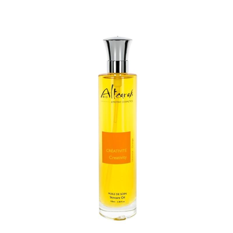 Ätherisches Körperöl Bio Orange 100 ml