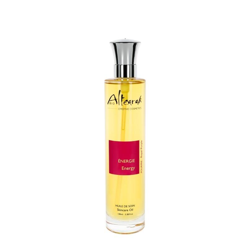 Ätherisches Körperöl Bio Aroma Purpur 100 ml
