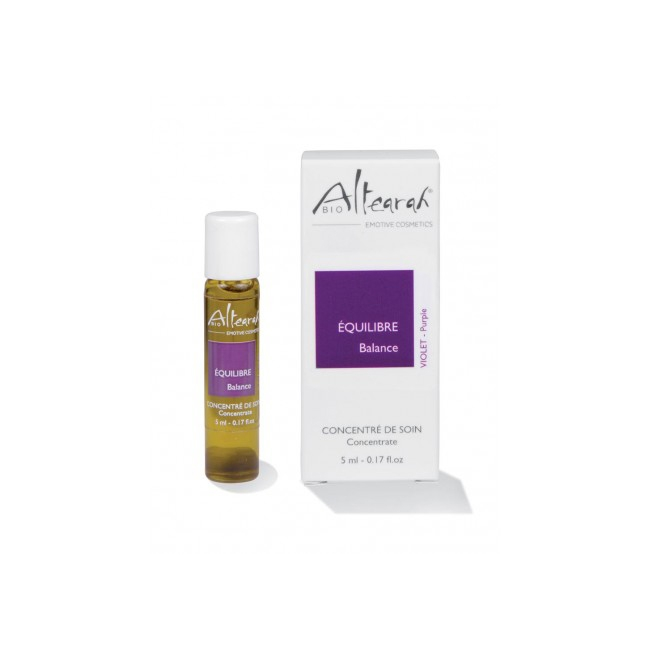 Parfum Roll on Bio 5 ml Violett Altearah
