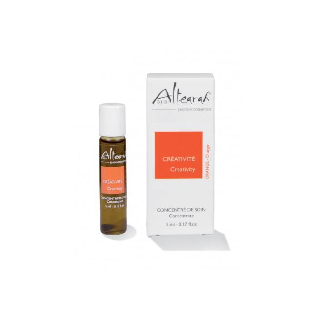 Parfum Roll on Bio 5 ml Orange Altearah