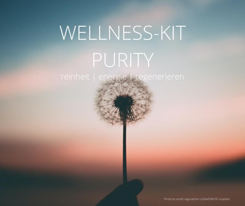 4-tlg. Wellness-Kit Purity Altearah