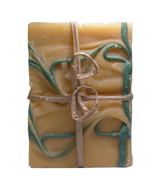 Eselsmilchseife Zitrone 20 % Eselsmilch handgefertigt