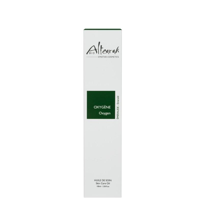 Ätherisches Körperöl Bio Smaragdgrün