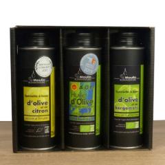Probierpaket III - Olivenöl Provence