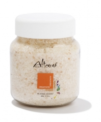 Tauchen Sie ein und entspannen Sie, mit den feinen Düften und ätherischen Ölen im Badesalz   ALTEARAH - Zertifizierte Naturkosmetik aus der Provence