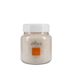 Aroma Badesalz Bio Orange 900 g mit ätherischen Ölen