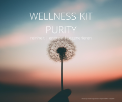 3-tlg. Miniset Wellness-Kit Purity Altearah