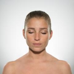 Gesichtsmaske und Peeling