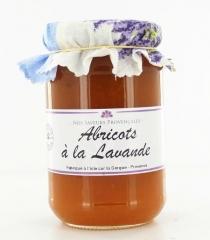 Aprikose mit Lavendel Fruchtaufstrich 100 g
