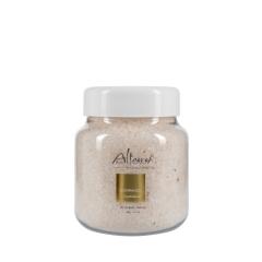 Aroma Badesalz Bio Gold 900 g mit ätherischen Ölen
