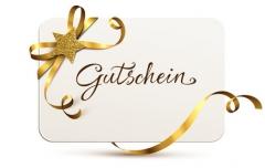 Geschenkgutschein Naturkosmetik 30 Euro