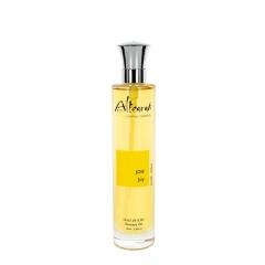 Ätherisches Körperöl Bio Aroma Gelb 100 ml