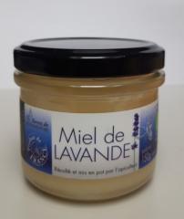 Französischer Lavendelhonig vom Valensole Bio 150 g